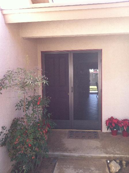 bronze_french_double_swinging_screen_doors