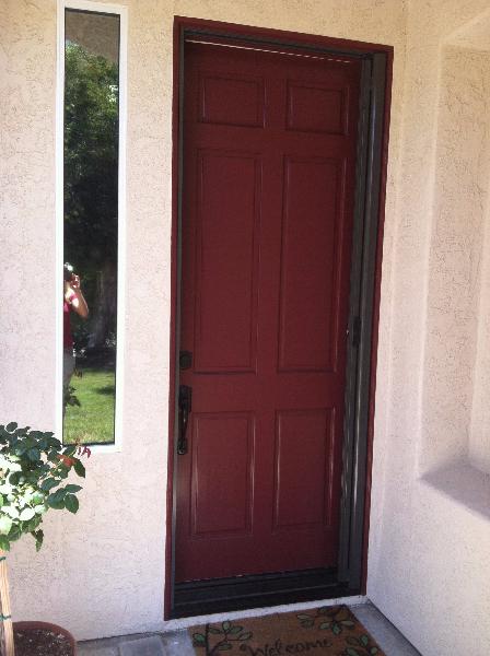 oversized_bronze_roll_away_retractable_screen_door